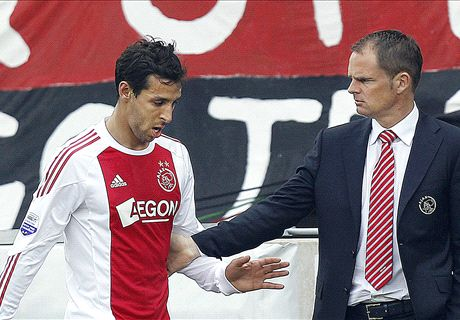 De Boer over El Hamdaoui: