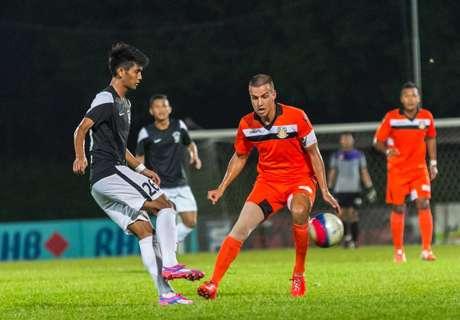 Match Report: Hougang United 1-2 Harimau Muda