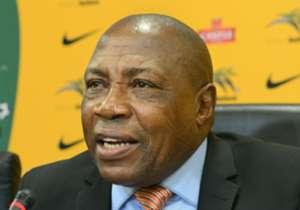 Mashaba shakes his Bafana starting line-up again for Ghana clash