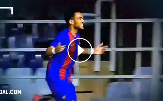 VIDEO: Kakva majstorija Barceloninog klinca!