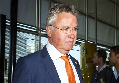 Sneijder: Hiddink more relaxed than LVG
