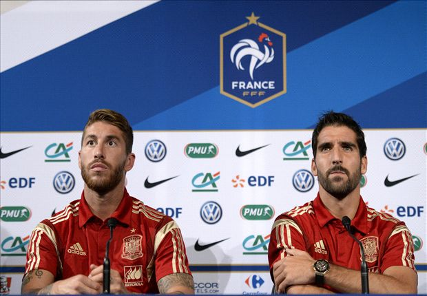 No Xavi, no Alonso and no Villa as new-look Spain starts fresh era