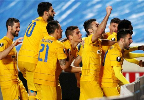 Merkis proves key in defence in APOEL win