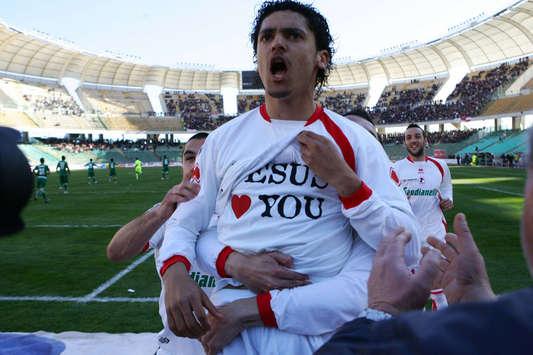 Edgar Barreto - Bari-Avellino - Serie B (Grazia Neri)