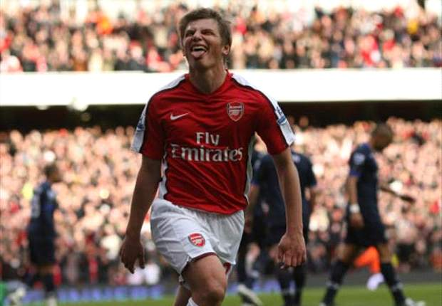 Liverpool Failed In Late Andrey Arshavin Bid – Report