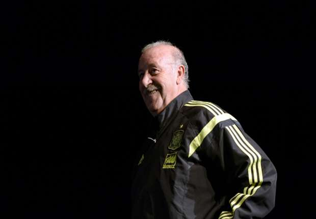 Del Bosque: We needed to test out De Gea