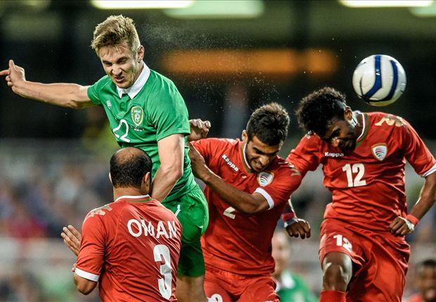 Republic of Ireland 2-0 Oman: Boys in Green end winless run with comfortable victory