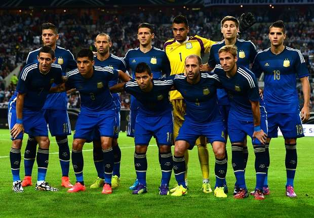 "Argentina, con siete titulares ""ingleses"""