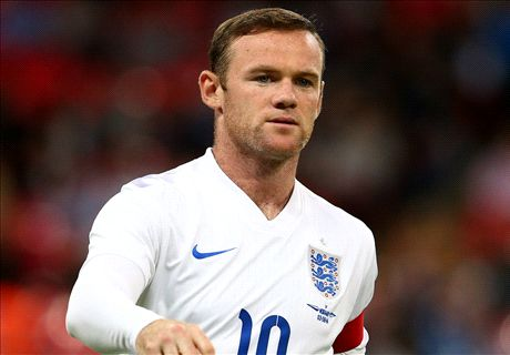 'Rooney not an England great yet'