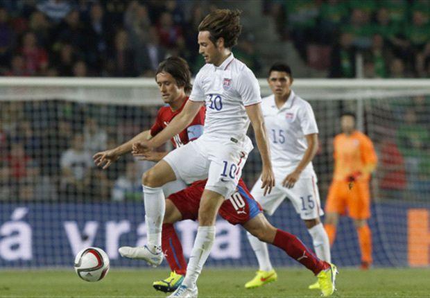 Czech Republic 0-1 USA: Jurgen Klinsmann's side takes hard-earned win