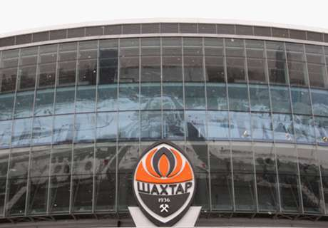 Shakhtar office occupied by armed men