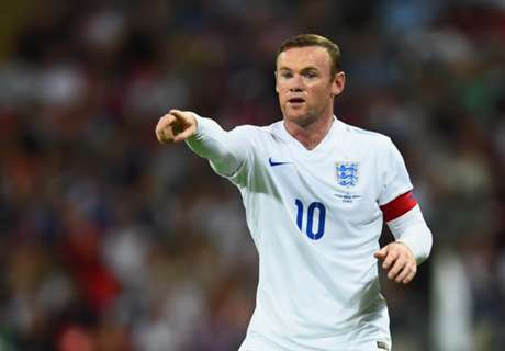 Rooney expects positive result vs. Switzerland