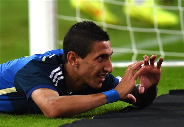Martino: Di Maria one of the five best players in the world