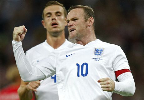 Rooney will never be England's greatest
