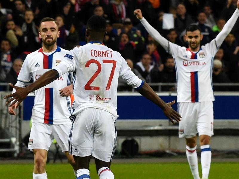 Lyon-Alkmaar (7-1), Fekir et l'OL se sont promenés