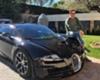 VÍDEO: Cristiano Ronaldo prueba su nuevo Bugatti