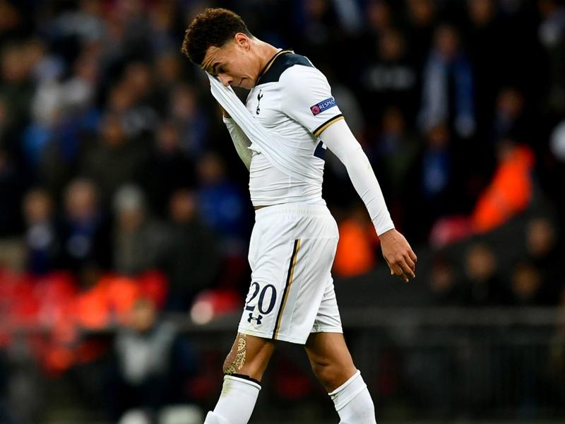 """Tottenham, Pochettino : """"Je ne peux pas blâmer Alli"""""""