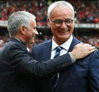 Mourinho's classy tribute to sacked Ranieri