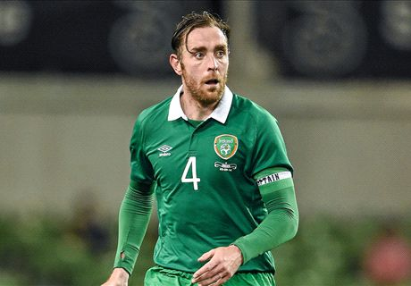 Keogh proud to captain Ireland