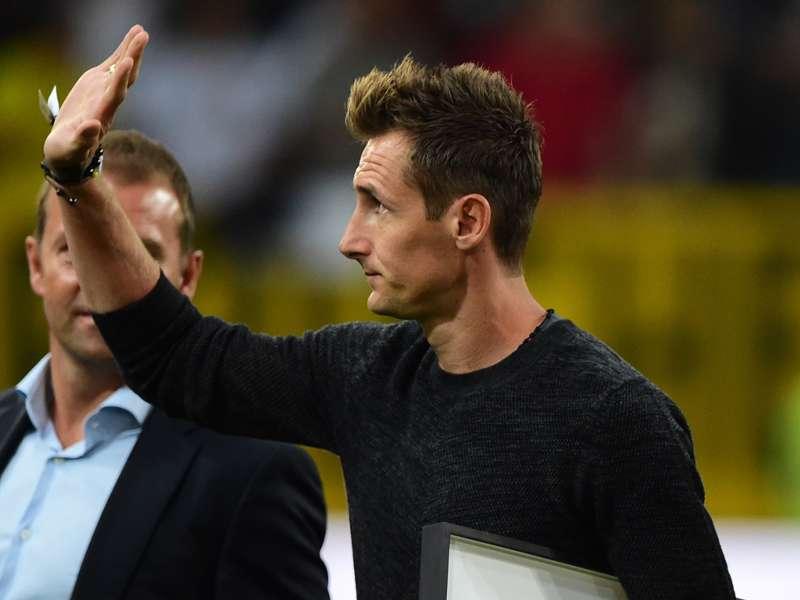 Miroslav Klose Berniat Ikuti Jejak Pep Guardiola