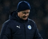 'No gratitude' - Spalletti saddened by Ranieri sacking