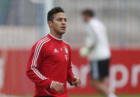 Bayern, opération réussie pour Thiago Alcantara