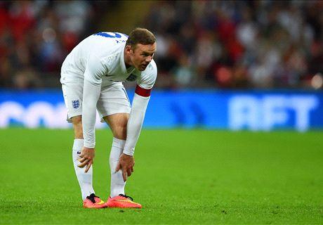 Rooney is no England talisman