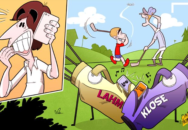 Alemania, desesperada, llama a Lahm y Klose tras caer ante Argentina