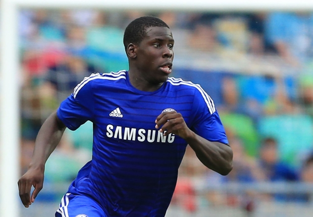 Zouma: I will wait for Chelsea chance