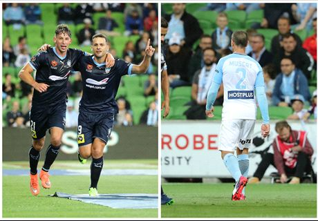 Sydney FC an A-League inspiration