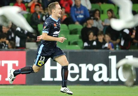 O'Neill applauds Sydney FC's response