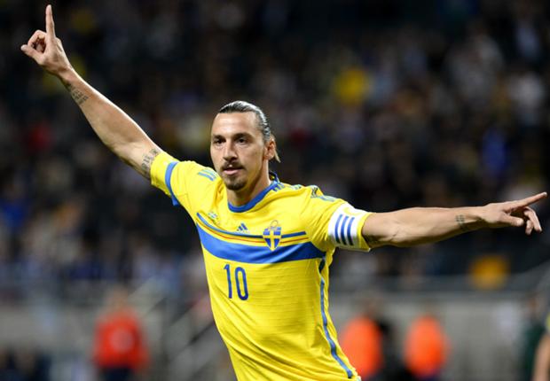 Monténégro 1-1 Suède : Ibrahimovic buteur