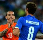 Player Ratings: Italy 2-0 Netherlands