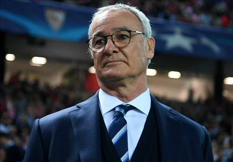 Ranieri's emotional reaction to sacking