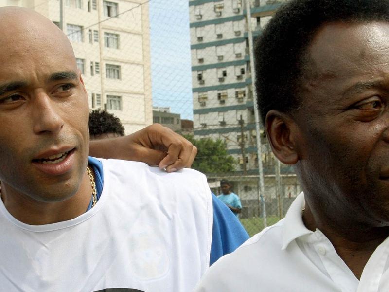 Filho de Pelé é preso por envolvimento com tráfico de drogas