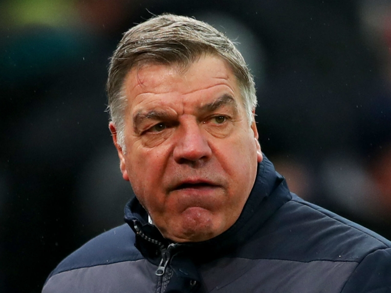 Frustrated Allardyce accepts Palace players are struggling