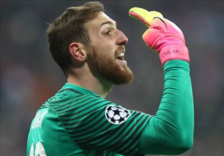 Chelsea plot bid for Atletico's Oblak