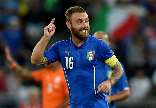 Italy 2-0 Netherlands: Immobile and De Rossi hand Conte perfect start
