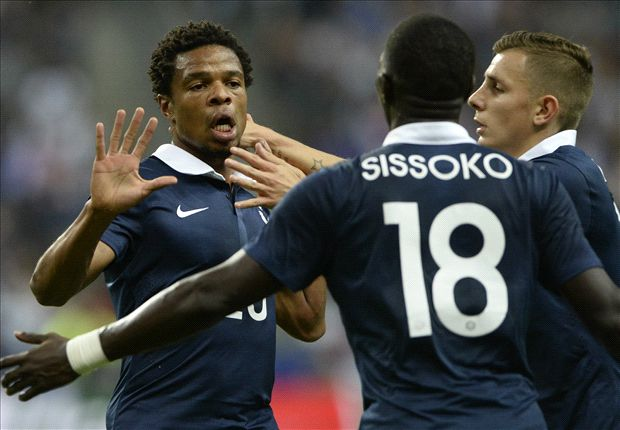France 1-0 Spain: Remy belter sees off Del Bosque's men