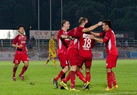 Match Report: Balestier 3-1 Home United