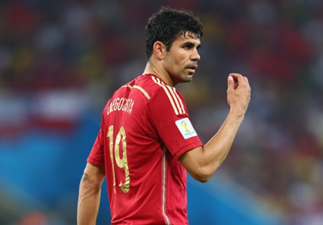 Mou: Costa's Spain call-up no surprise