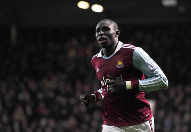 Diame: I should have left West Ham a long time ago