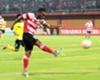 Patrich Bertekad Jebol Gawang Madura United