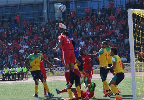 Aizawl surge to I-League summit