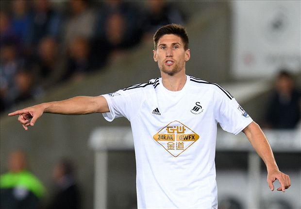 Fernandez relishing Premier League test with Swansea