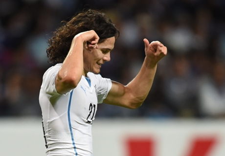 Japan 0-2 Uruguay: Aguirre drops debut
