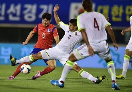 Match Report: S Korea 3-1 Venezuela