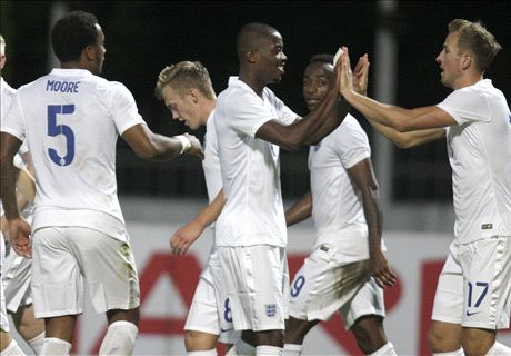 U21s Report: Lithuania 0-1 England