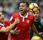 El Sevilla dormirá colíder (1-2)