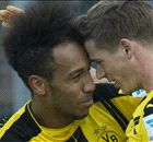 BVB: Auba double seals easy victory